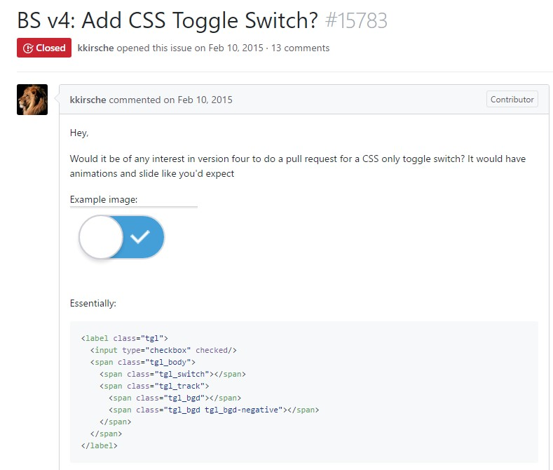 How to  bring in CSS toggle switch?