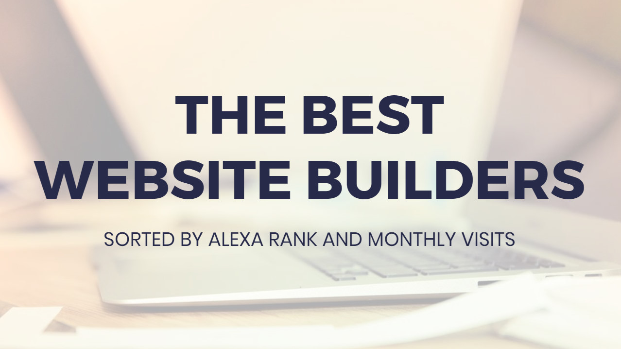 Ideal  Internet Site Builders